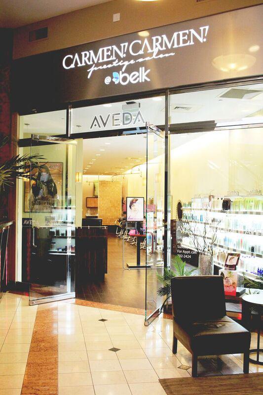 6281db42ac1f3 Crabtree Valley Mall - Carmen! Carmen! Prestige Salon and Spa at ...